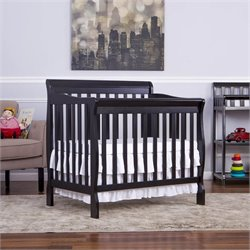Aden Convertible 4-in-1 Mini Crib