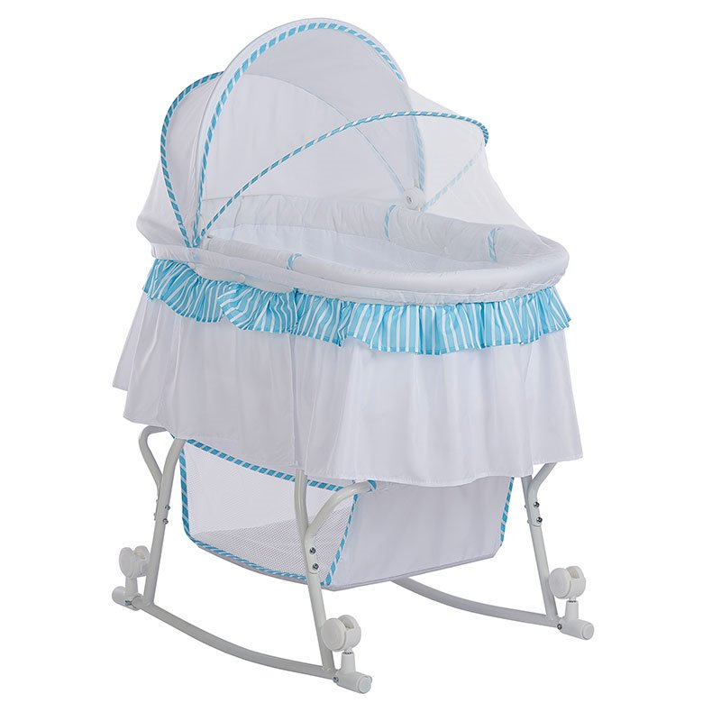 Dream on me lacy portable 2 in 1 bassinet and cradle in Portable bassinet