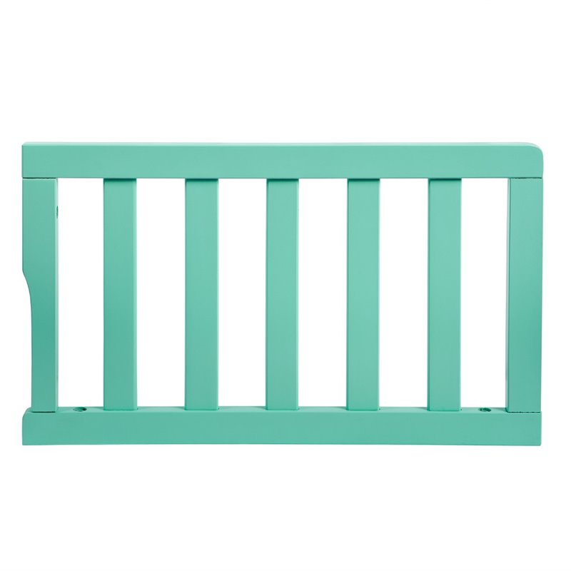 Dream On Me Universal Toddler Guard Rail in Emerald