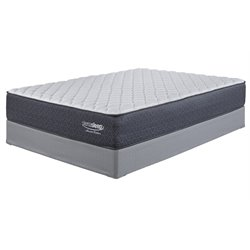 Sierrasleep Limited Edition Firm King Mattress in White
