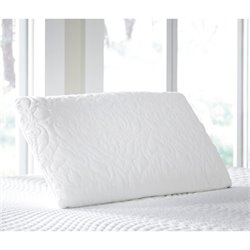 Sierrasleep King Latex Pillows in White (Set of 2)