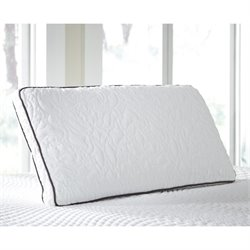 Sierrasleep King Dual Side Pillows in White (Set of 2)