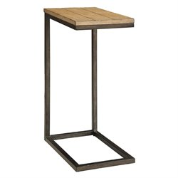 Carolina Classics Ruthie End Table in Black