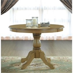 Carolina Classics Charlotte Pedestal Dining Table