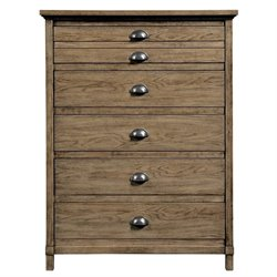 Driftwood Park 5 Drawer Chest