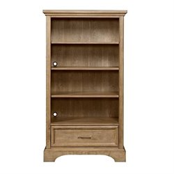 Stone & Leigh Chelsea Square 4 Shelf Bookcase in French Toast