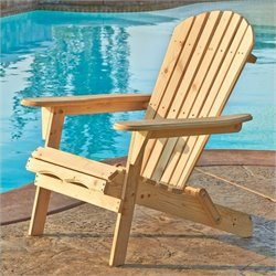 The-Hom Villeret Adirondack Chair in Natural