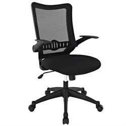 Modway Explorer Mesh Office Chair in Black