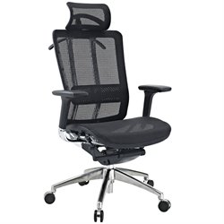 Modway Future Mesh Office Chair in Black
