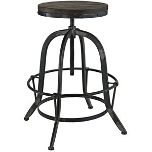 Modway Collect Adjustable Bar Stool