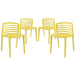 Modway Curvy Dining Chair