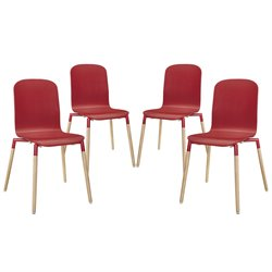 Modway Stack Dining Chair 1