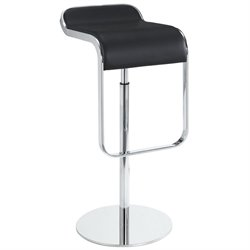 Modway LEM Adjustable Swivel Bar Stool