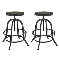 Modway Collect Adjustable Bar Stool 1