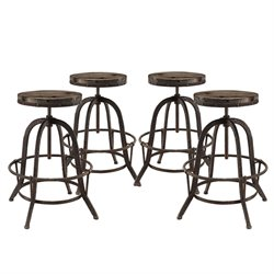 Modway Collect Adjustable Bar Stool 2