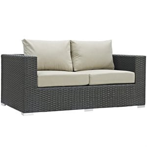 Modway Sojourn Patio Loveseat
