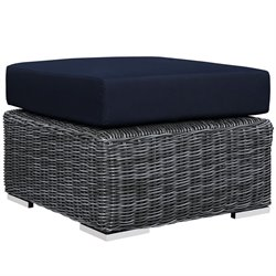 Modway Summon Patio Square Ottoman