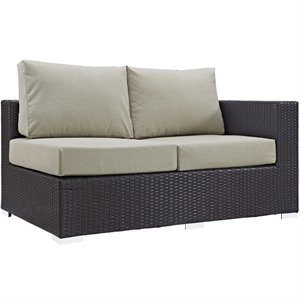Modway Convene Patio Right Arm Loveseat