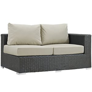 Modway Sojourn Patio Right Arm Loveseat