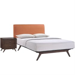 Modway Tracy 2 Piece Queen Bedroom Set