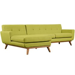 Modway Engage Upholstered Sectional