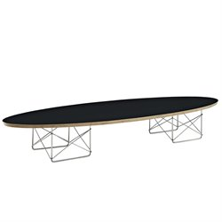 Modway Surfboard Oval Coffee Table