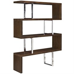 Modway Meander Stand 3 Shelf Bookcase