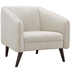 Modway Slide Fabric Arm Chair