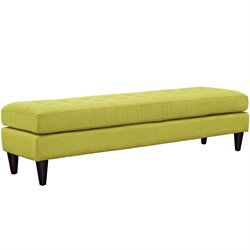 Modway Empress Large Fabric Bench