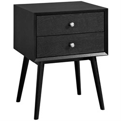 Modway Dispatch 2 Drawer Nightstand
