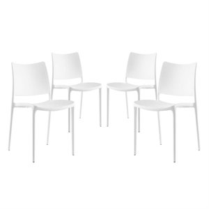 Modway Hipster Dining Side Chair (Set of 4)