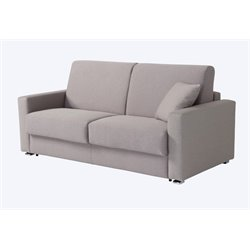 Pezzan Breeze Full Pull Out Sofa Bed in Light Gray