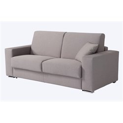 Pezzan Zephyros Full Pull Out Sofa Bed in Light Gray