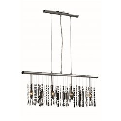 Harmony Royal Crystal Chandelier in Chrome (A)