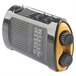Acme Portable AM/FMTV Crank Radio