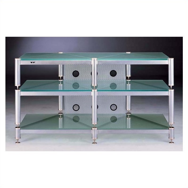 50 Quot Silver Tv Stand Blg503ssf