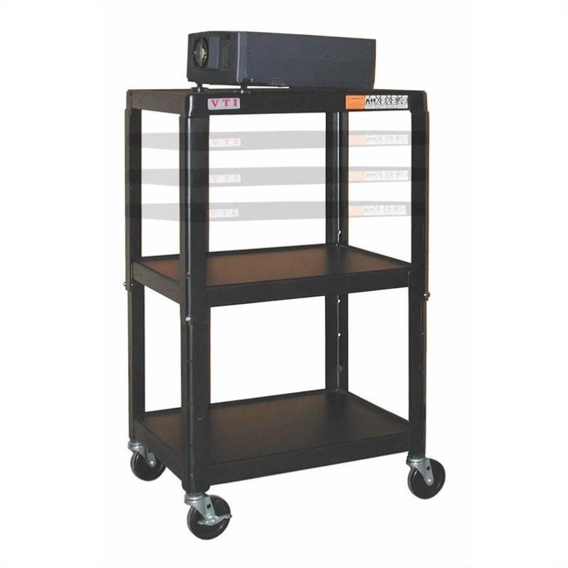 4226E Adjustable Equipment Cart