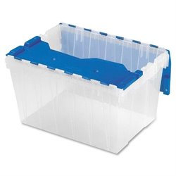 Akro-Mils 12-Gallon Keep Box Container w/ Lid