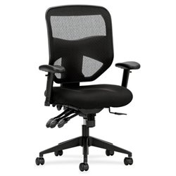 Basyx VL532 Mesh Back Adjustable Arms Work Chair