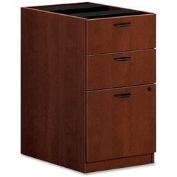 Basyx BL Series Medium Cherry Laminate Desking