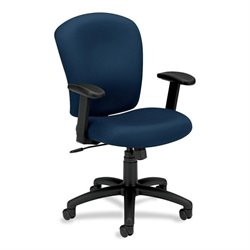 Basyx VL220 Adjustable Arms Task Chair