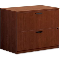 Basyx Laminate 2-Drawer Lateral Files