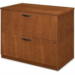 Basyx BW 2-drawer Veneer Lateral File