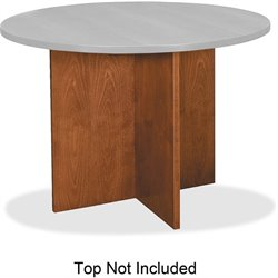 Basyx HBW Srs Brbon Cherry Rnd Conference Table