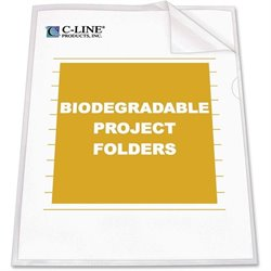 C-Line Reduced Glare Project Folders