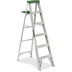 Davidson Ladders 6' Aluminum Step Ladder