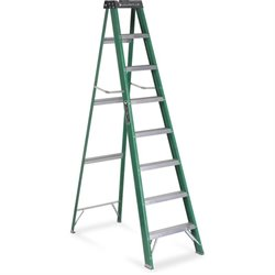 Davidson Ladders Fiberglass Step Ladder