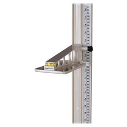 Health o Meter Professnl Wall Mounted Height Rod