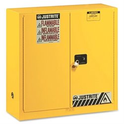 Just Rite 2-Door Flammable Liquids Cabinet