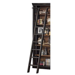 Martin Furniture Toulouse Metal Ladder in Aged Ebony